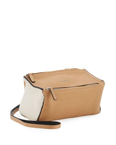 Pandora Mini Two-Tone Sugar Crossbody Bag