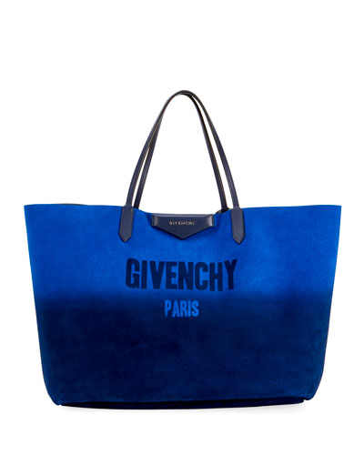 Antigona Shopping Large Gradient Tote Bag