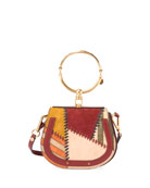 Nile Small Whipstitch Bracelet Bag