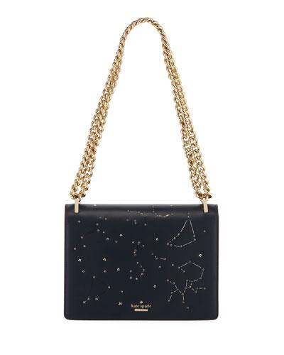 marci light up constellation shoulder bag