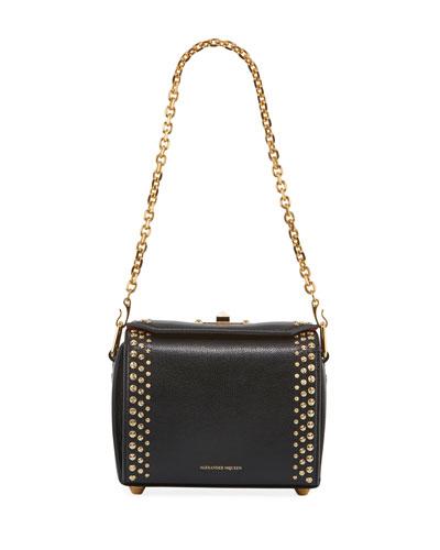 Box 19 Pioneer Calf Leather Crossbody Bag