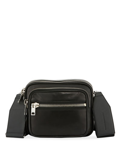 Attica Large Soft Crossbody Bag