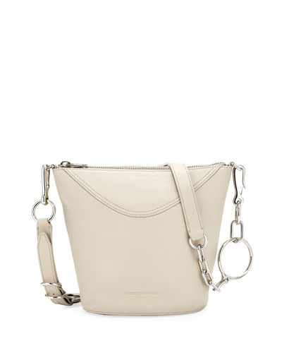 Ace Leather Crossbody Bag