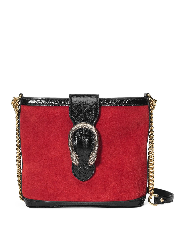 Dionysus Medium Suede Bucket Bag