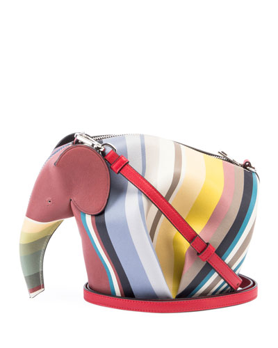 Elephant Stripes Mini Bag