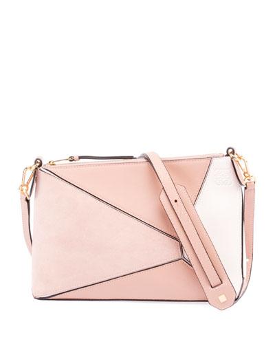 Puzzle Mini Satchel Bag