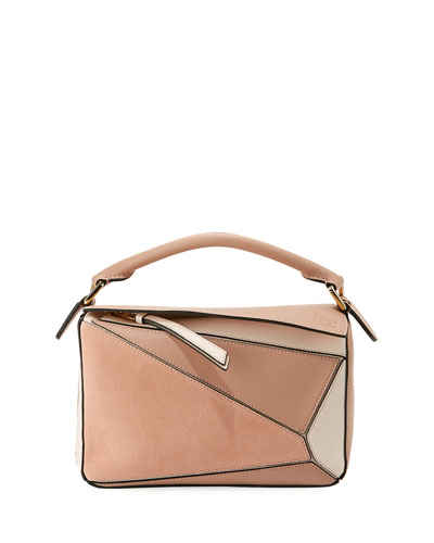 Puzzle Small Shoulder Bag