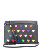 T Pouch Hearts Bag