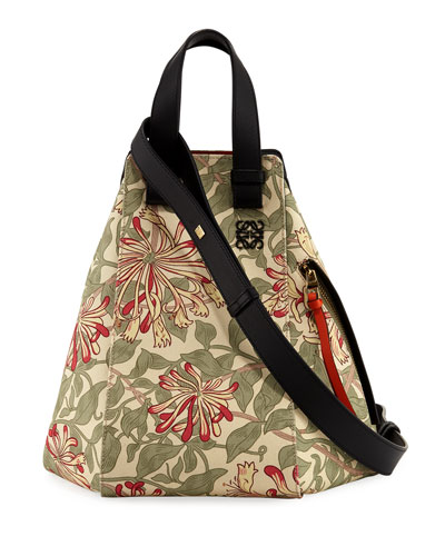 Hammock Honeysuckle Satchel Bag, Multi
