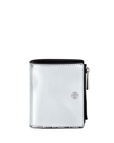 Robinson Mini Mirror Metallic Wallet