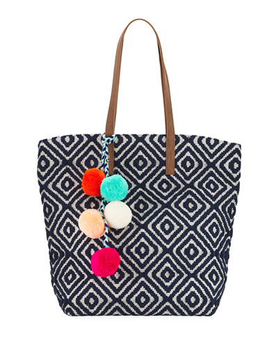Carried Away Sierra  Beach Tote Bag