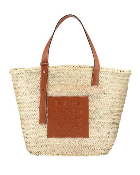 Loewe Large Basket Tote Bag