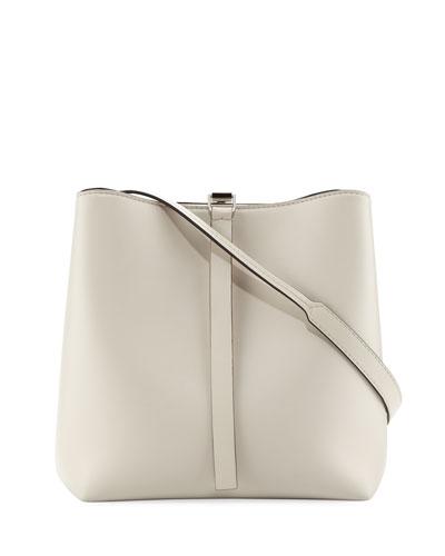 Frame Leather Shoulder Bag