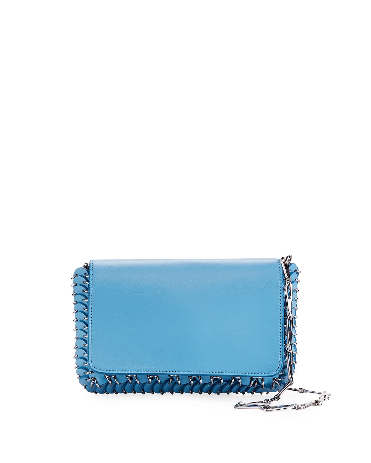 Iconic Mini Shoulder Bag with Dragonne