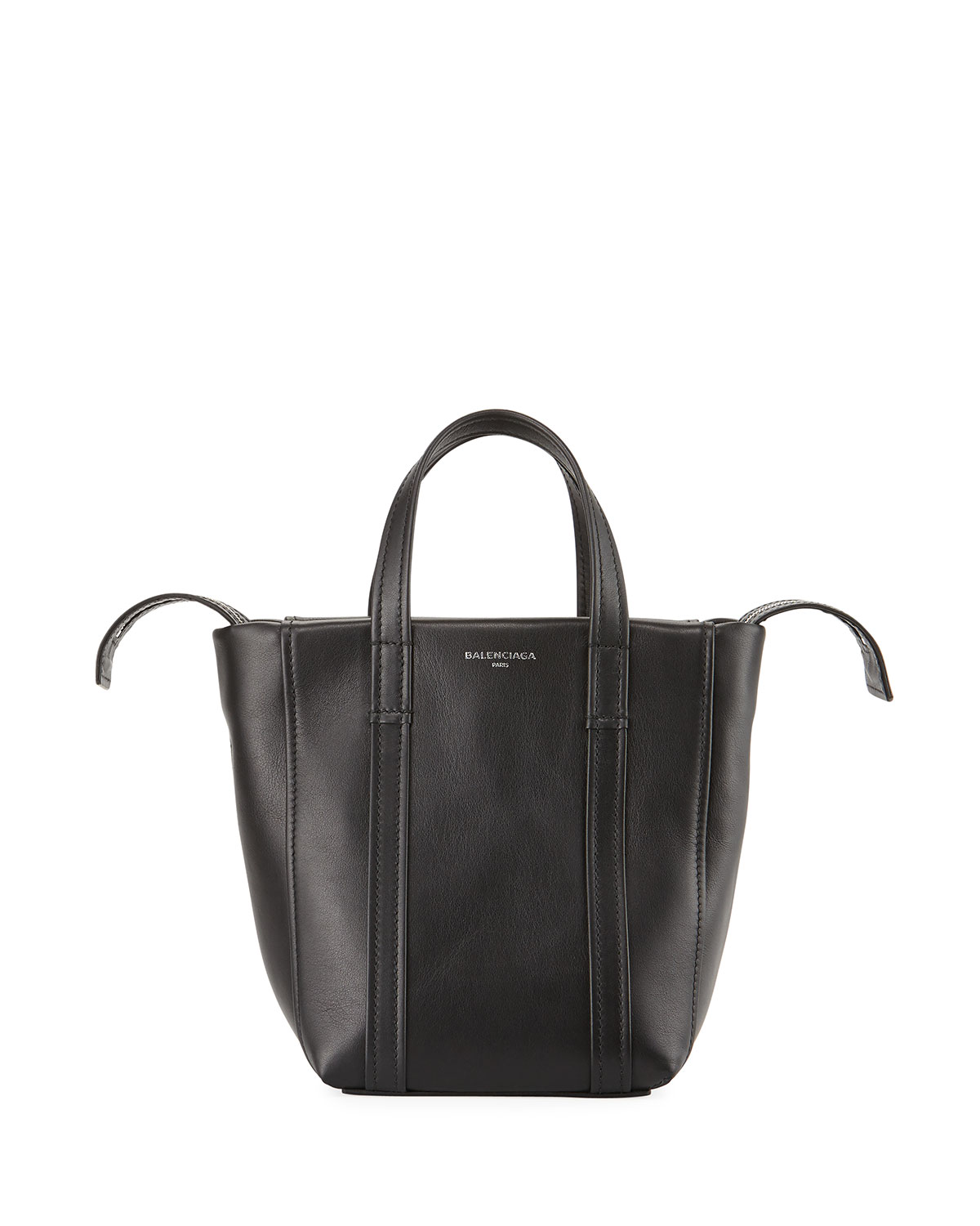 Laundry Cabas Extra Small Leather Tote Bag