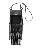 Tanger Medium Flat Fringe Crossbody Bag