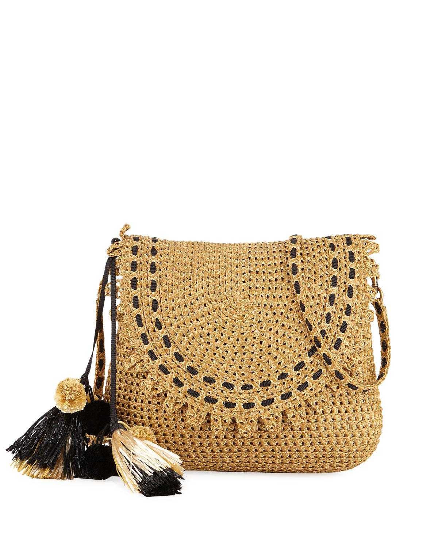 Squishee Brigitte Satchel Bag