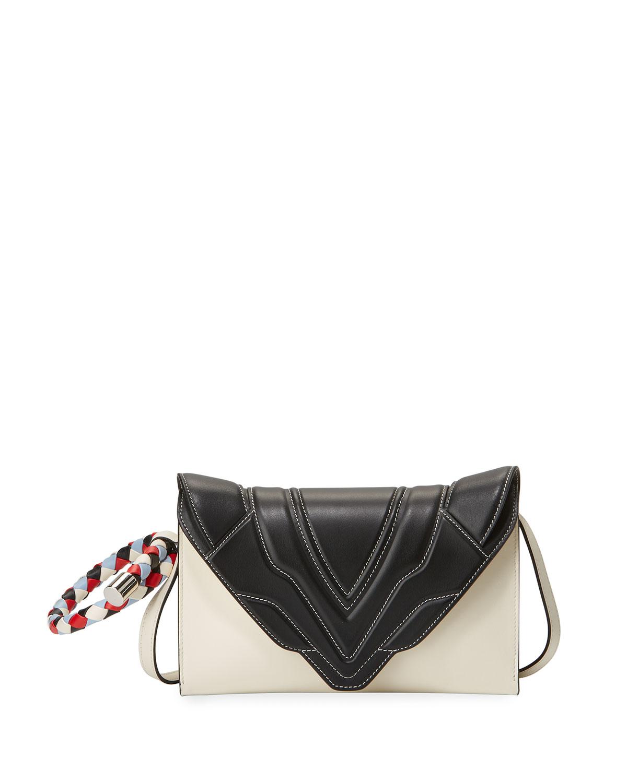 Felina Mignon Crossbody Bag with Ring