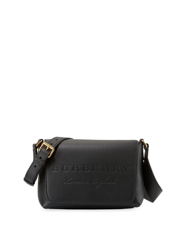 76ea426c83 Burleigh Small Soft Leather Crossbody Bag, Black
