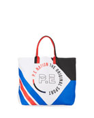 Carry All Beach Canvas Tote Bag