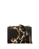 Sunset Monogram Small Python Wallet on Chain