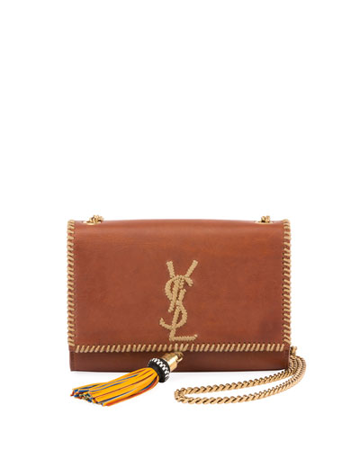 Kate Monogram Small Whipstitch Crossbody Bag