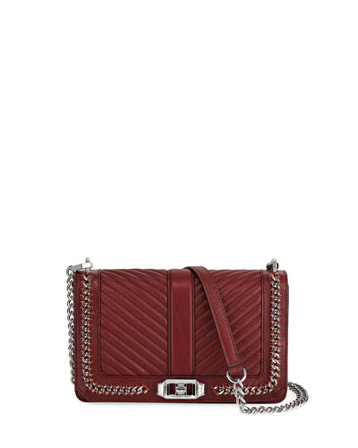 Love Quilted Crossbody Bag