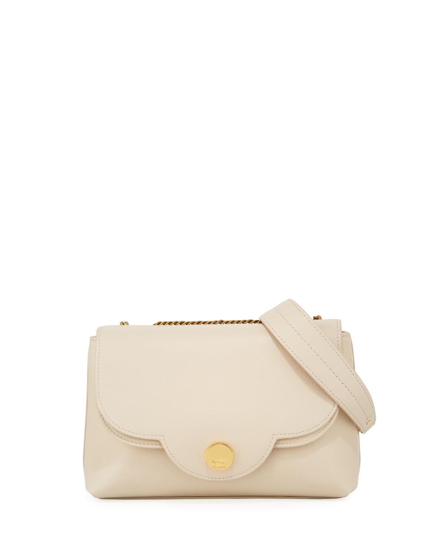 Polina Leather Crossbody Bag