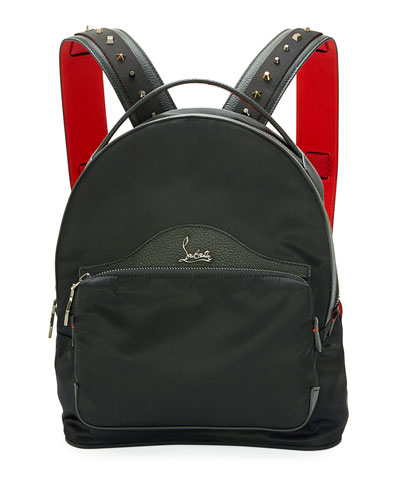 Quick Look. Christian Louboutin · Backloubi Small Nylon Backpack 002978e036dda