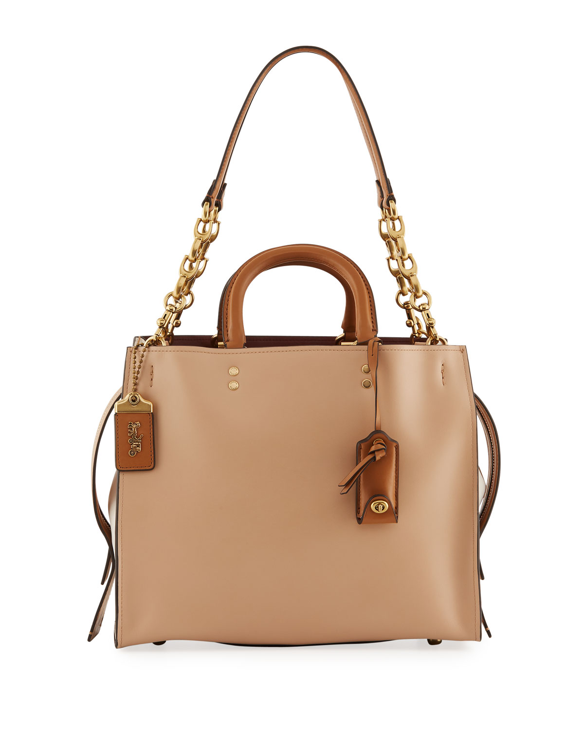 Rogue Glove-Tanned Smooth Bag