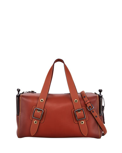 Mailbox 35 Glove-Tanned Satchel Bag
