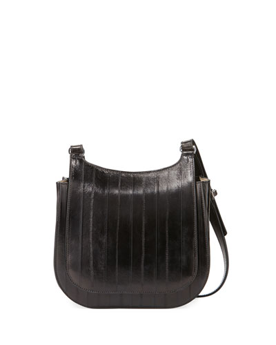 Leather Crossbody Hunting Bag