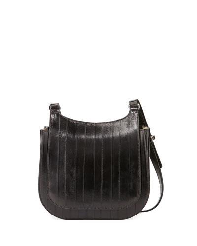 Leather Crossbody Hunting Bag