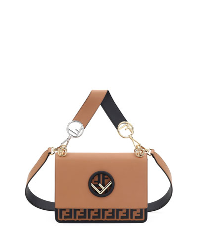 Kan I Logo Seal Small Shoulder Bag