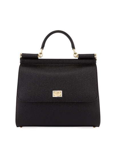 Sicily Large St. Dauphine Top-Handle Bag