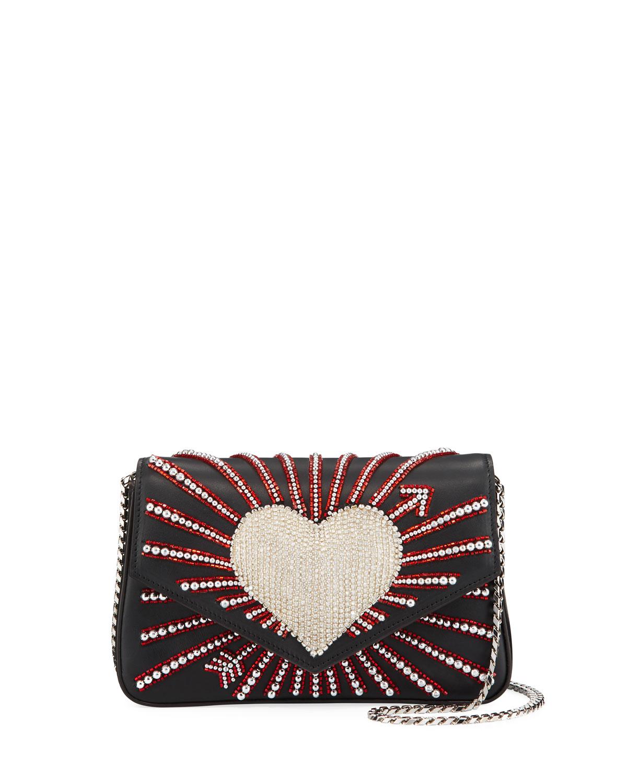 Ivy Heart Cupid Crossbody Bag