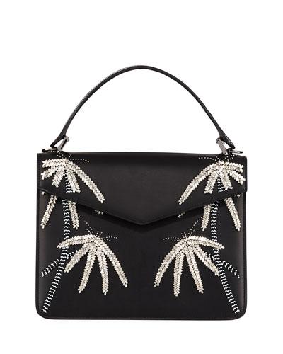 Pixie Palms Stone Crossbody Bag