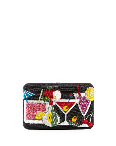 Seamless Happy Hour Clutch Bag