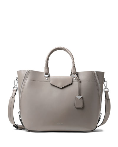 Blakely Large Leather Tote Bag