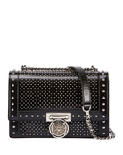 Baby Box Studded Crossbody Bag