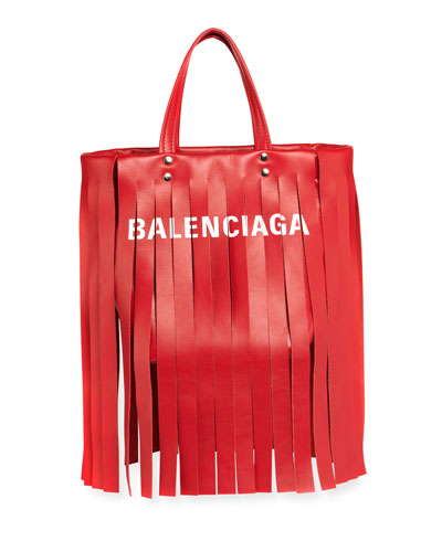 Laundry Cabas XS Fringe Satchel Bag