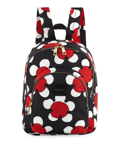 Double Pack Floral-Print Backpack