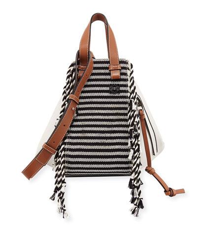 Hammock Small Striped Scarf Bag