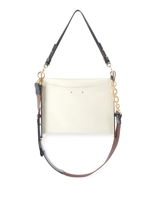 Roy Leather Clutch Bag
