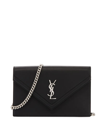 Le Sept Medium Envelope Chain Crossbody Bag