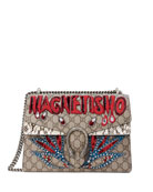 Gucci Dionysus Magnetismo Medium GG Supreme Shoulder Bag