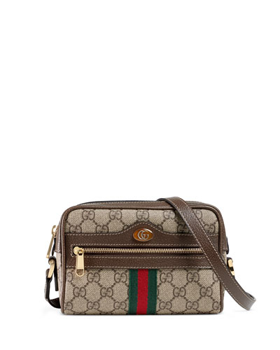 b6b6130b5ef Quick Look. Gucci · Ophidia Small GG Supreme Crossbody Bag