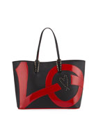 Cabata Love Calf Empire Paris Tote Bag