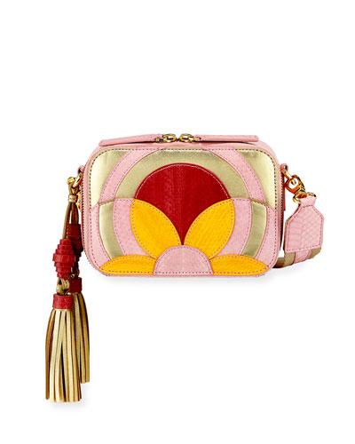 Sophie Camera Crossbody Bag