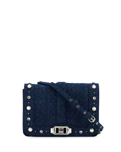 Small Love Crossbody Bag